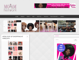 mo-am.com screenshot