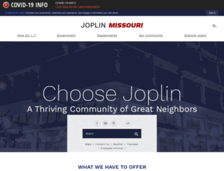 mo-joplin.civicplus.com screenshot