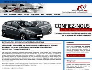 mo-plus.com screenshot
