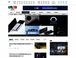 mo.techweb.com.cn screenshot