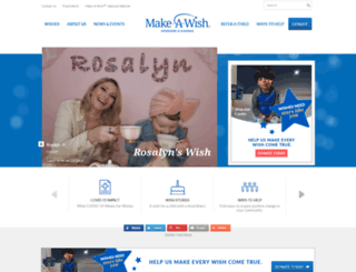 mo.wish.org screenshot