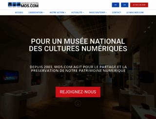 mo5.com screenshot