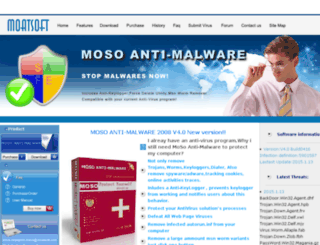 moatsoft.com screenshot