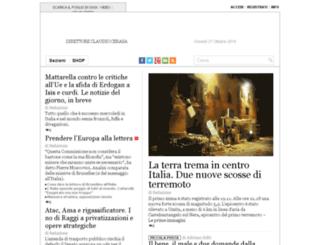mob.ilfoglio.it screenshot