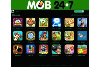 mob24-7.nl screenshot