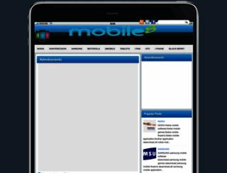 mobail8.blogspot.com screenshot