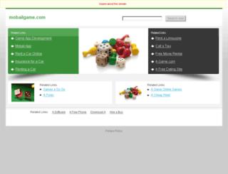 mobailgame.com screenshot