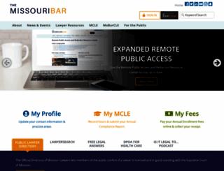 mobar.org screenshot