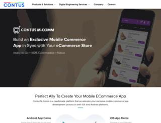 mobecommerce.net screenshot