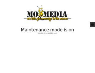 mobeemedia.co.za screenshot