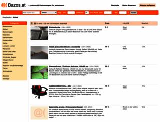 mobel.bazos.at screenshot