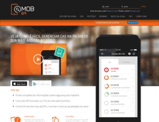 mobepi.com.br screenshot