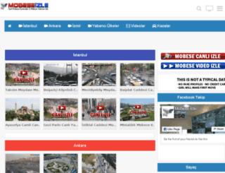 mobeseizle.com screenshot