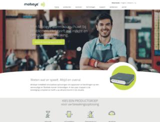 mobeye.eu screenshot