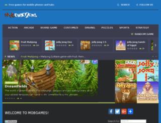 mobgames.co screenshot