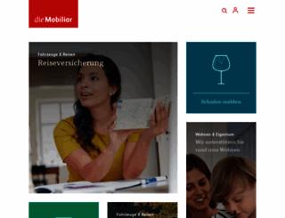 mobi.ch screenshot