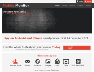 mobi2mon.com screenshot