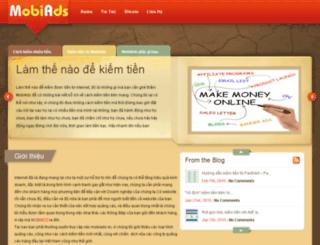 mobiads.vn screenshot