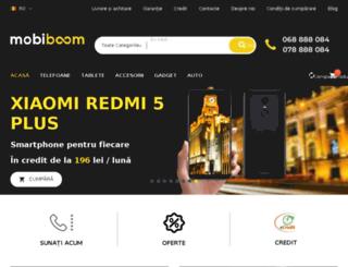 mobiboom.md screenshot