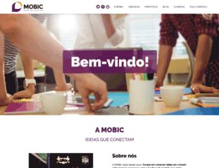 mobic.com.br screenshot