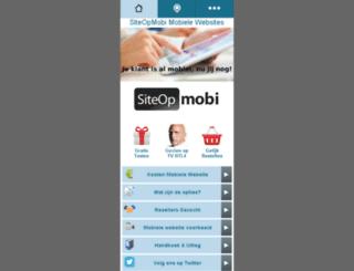 mobiele-website-maken.nl screenshot