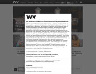 mobil.wuv.de screenshot