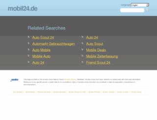 mobil24.de screenshot
