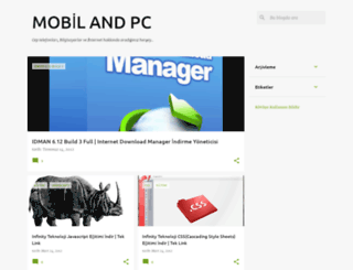 mobilandpc.blogspot.com.tr screenshot