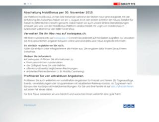 mobilbonus.ch screenshot