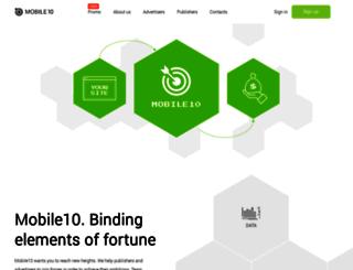 mobile-10.com screenshot