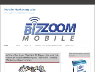 mobile-marketing-jobs.com screenshot
