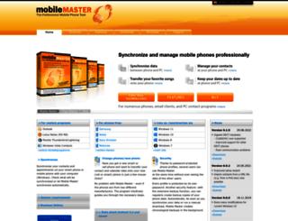 mobile-master.com screenshot