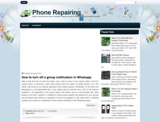 mobile-repair-guide.blogspot.com screenshot