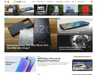 mobile-reviews.de screenshot