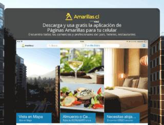 mobile.amarillas.cl screenshot