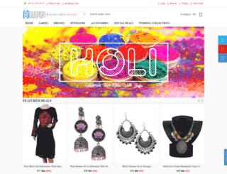 mobile.bujju.com screenshot