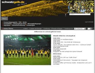 mobile.bvb-forum.de screenshot