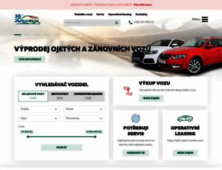 mobile.cz screenshot