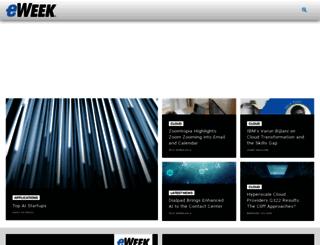 mobile.eweek.com screenshot