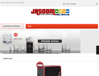 mobile.jasoom.ro screenshot