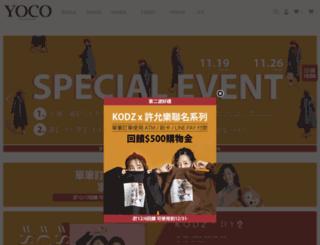 mobile.mayuki.com.tw screenshot