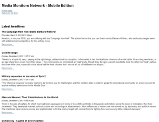 mobile.mediamonitors.net screenshot