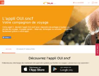 mobile.voyages-sncf.com screenshot