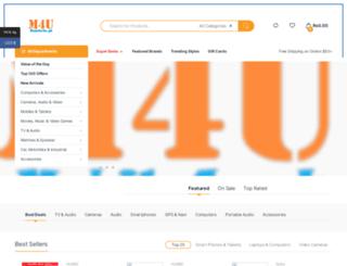 mobile4u.pk screenshot