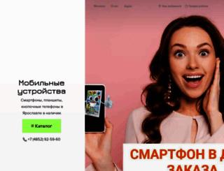 mobile76.ru screenshot