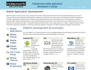 mobileappskerala.com screenshot