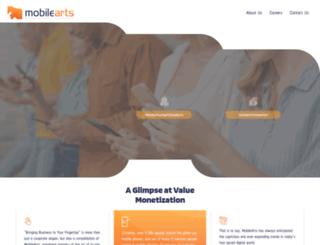 mobileartsme.com screenshot