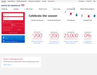 mobilebanking.bankofamerica.com screenshot