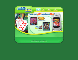 mobileblast.com screenshot