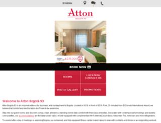 mobilebogota93-atton.devsite-1.com screenshot